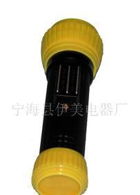 供給帯滋鉄懐中電燈.普通懐中電燈.プラスチック(懐中電燈EM-300)。