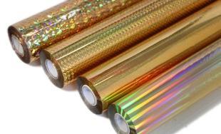 국내 대형 기업 직판 전기 알루미늄 금박 종이 laser 종이 색깔이 다양하다