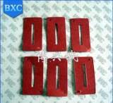 专业定制 快巴纸绝缘垫片 红色环保快巴纸 绝缘快巴纸垫片;