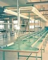 供应二手自动或手推插件线 生产流水线;