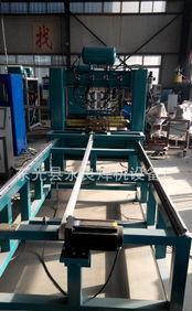 Longmen type welding machine