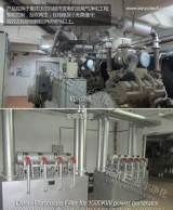 帕金斯柴油发电机组尾气处理装置;
