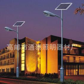 太阳能灯|太阳能路灯|太阳能LED高杆灯 高邮市通泰照明器材厂;