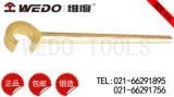 维度工具防爆手动扳手重型C型扳手无火花工具厂家正品保证;