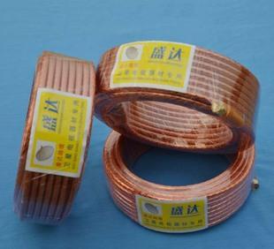 メーカー直販金円盤衛星線家家通の衛星テレビアンテナ75-5.14M透明F頭線
