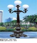 旭晨照明 专业供应 照明器材 欧式庭院灯 厂家直销;