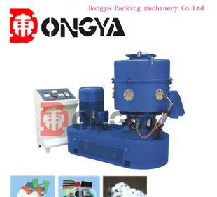 البلاستيك آلة خلط حبيبات البلاستيك آلة التحبيب المحبب مساحة صغيرة عالية الانتاج