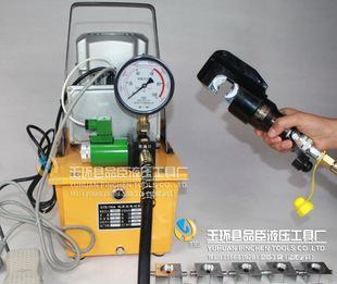 品ZCO-300B電動油圧クランプ臣ツールの圧着端子圧線ピンセット圧着16-300mm