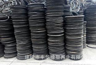 大量供应再生橡胶废口圈 汽车轮胎废钢圈 优质汽车轮胎废钢圈口圈;