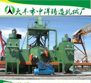 Dafeng City, a large supply of shot blasting machine blasting machine quality to blasting machine