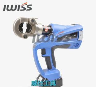 BZ-300充電式電動油圧クランプ銅鼻圧着圧着IWISSポータブルケーブルカッター