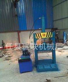 المطاط آلة قطع مزدوج اسطوانة هيدروليكي آلة قطع المطاط الصلب لينة البلاستيك آلة قطع المطاط سيليكون المطاط آلة قطع المطاط