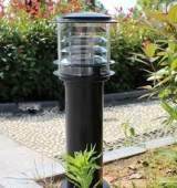 草坪灯压铸复古式50CM60CM80CM小区庭院别墅景观灯具户外照明灯;