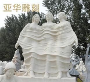 скульптура скульптура обработки настройки qu Ян персонажей qu Ян гравировка камень высокого качества резьба