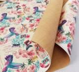 东莞皮革印花加工厂提供 PU皮印花 PVC皮印刷 人造皮革印花;