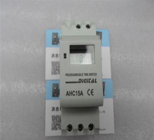 电器 定时器 微电脑时间控制器 工业计时器 AHC15A zyt15;