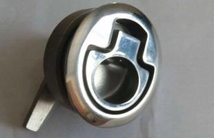 专业生产各种不锈钢船用五金件-304 316圆锁,游艇配件 地板扣;