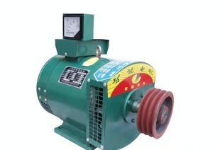 メーカー直販楽3 KW現物農家小型単相交流同期発電機