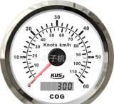 【精品推薦】供應儀表KUS供應數顯GPS里程表 專業定制船用儀器;