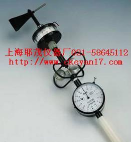 便携式三杯风向风速计、天津气象仪器生产DEM6型风向风速仪;
