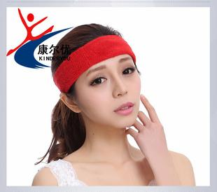 مصنع توريد منشفة عقال الرياضة كرة السلة حماية الرأس عقال التطريز منشفة الشعر الفرقة شعار هدية يمكن