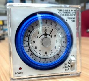 工业TB37定时器 24小时预时器 机械计时器;