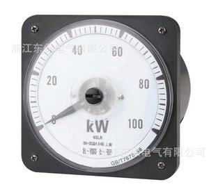 船用仪表LS80-MW三相功率表;
