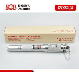 光纤批发通讯检测仪器 光纤检测笔红光笔 5mw BOB-VFL650-2S;