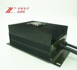 ZLDYC / فاندا الالكترونية 72V18A سيارة نوع مغلق تماما للماء شاحن شاحن نبض إصلاح