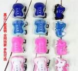 加厚蝴蝶組合運動兒童護具 旱冰鞋輪滑護具 護膝護肘護掌六件套裝;