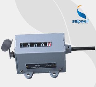 厂家供应工业计数器SP-75-I 5位电磁计时器 计米器小型电磁计数器;