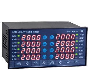 XMT-J800W 팔로군 온도 보이기 미터 (8 길이 온도 측정) 온도 측정 표시 계기