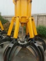 供应矿用提升设备抓岩机-抓斗;