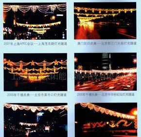 2001年上海APEC会议太阳能景观灯道路灯