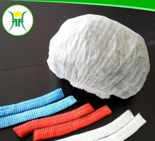 одноразовые утолщение нетканые крышка полосы модель защиты газа шапка одноразовые круглые волосы, Кэп