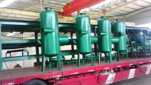 水度量衡専門生産汚泥処理セット機器-真空フィルター