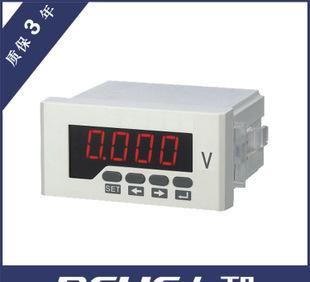 прямых производителей 60*120 однофазный вольтметр переменного тока электрик метр цифровой прибор для измерения напряжения