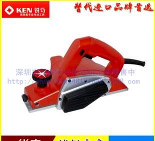 KEN锐奇1982电刨 大功率木工手提式电动刨子 原装正品电动工具;