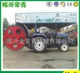 土壤耕整机械 圆盘式大型开沟机 拖拉机动力开沟机 够深可达1.6m;