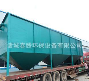 メーカー直販良質めっき排水処理設備が斜め管瀋殿一体機气浮設備春をあける