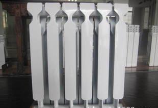 뽕나무 벼, 배관공, 철물 다이캐스팅 알루미늄 라디에이터 radiator 라디에이터 B-500C 500*80*96 강철 알루미늄 복합 쌍금속