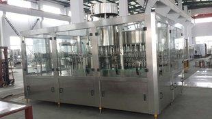 供給40-40-123つのミネラルウォーター生産ライン、純水を包装生産線機械。