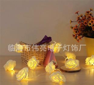 2 метров 20 производителей продавать лампы светодиодные лампы строка моделирования розы ящик аккумуляторной батареи рождественские украшения лампа фон