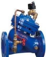 上海制造消防管道专用YX741x-16Q隔膜可调式减压稳压阀;