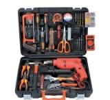 豪华型五金工具箱 电钻家用大套装 实用工具组合;