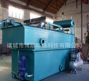 専門の生産設備を化学汚水气浮溶けガス气浮機油と水の分離溶解ガス气浮機