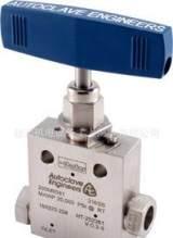 Autoclave高压仪表针阀;