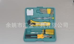 组合工具 小12件套 组合工具套装 11件车载工具箱;
