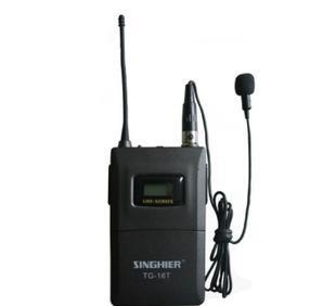 乐亚LEYA TG-16T无线监听/导览发射器/无线导游/同声传译声讯系统;