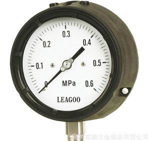 厂家直销安全型压力表 石油化工型压力表 各种仪器仪表低价销售;
